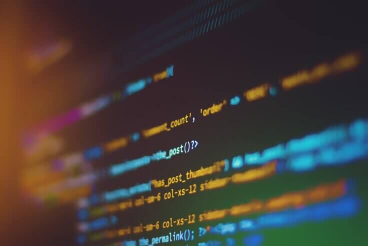Fragment przykładowego kody HTML strony internetowej